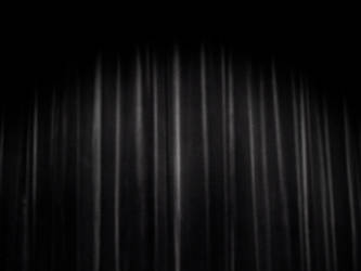 Curtain Closed II by Missroz