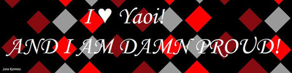 Yaoi Banner by waterbender1012