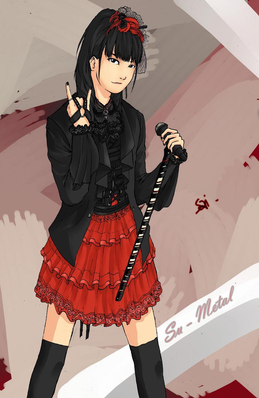 Suzuka Nakamoto (Fan art) by Arrasyart