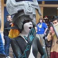 Midna Cosplay by Pixelosis