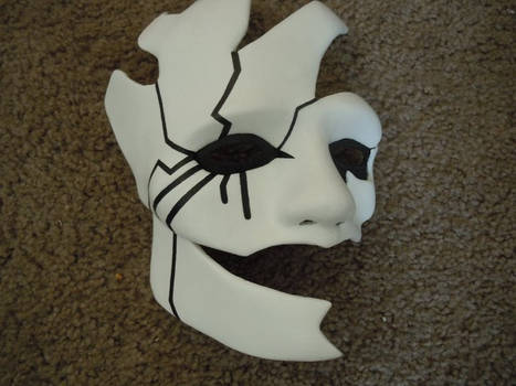 Side of Ergo Proxy Mask