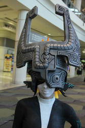 Midna Close Up