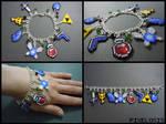 Legend of Zelda Charm Bracelet 3