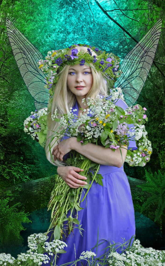 Sweet Summer Fairy