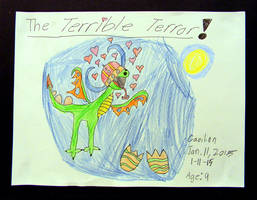 Caoilinn Singopranoto 2 - 5th grade by DH-Students-Gallery