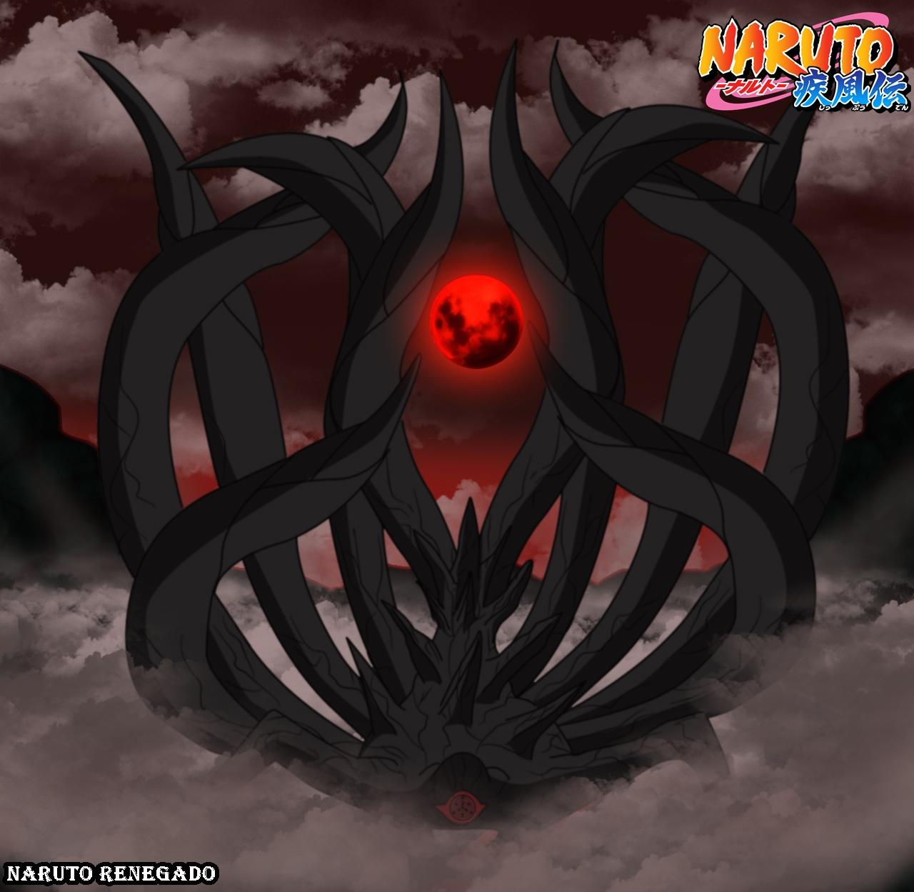 Naruto Juubi