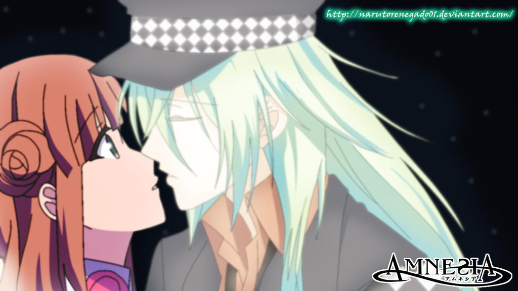 Amnesia Heroine Y Ukyo By NarutoRenegado01