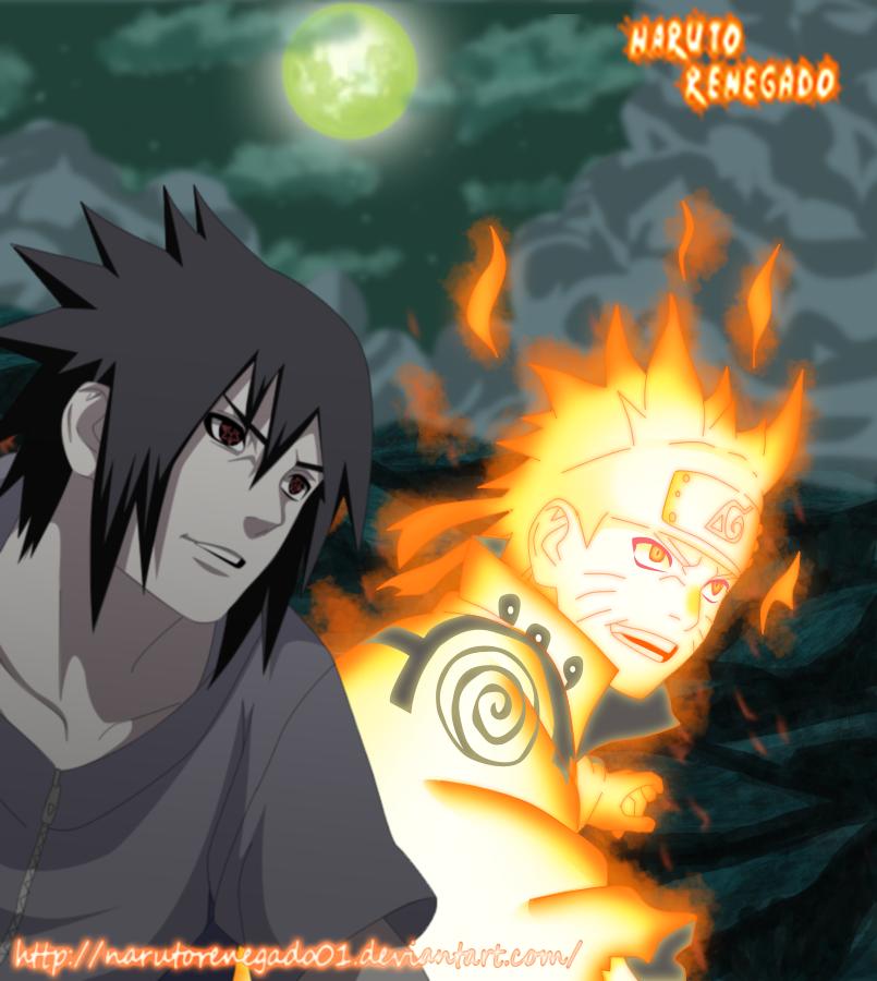 Naruto 641: Sonriendo by NarutoRenegado01