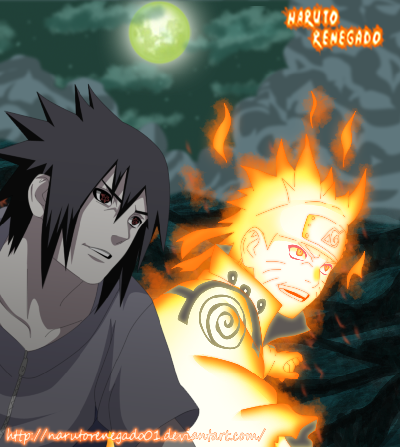 Naruto 641 Deviantart