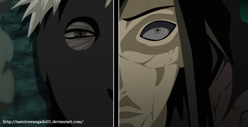 Naruto 656: Rinne Tensei No Jutsu!! by NarutoRenegado01