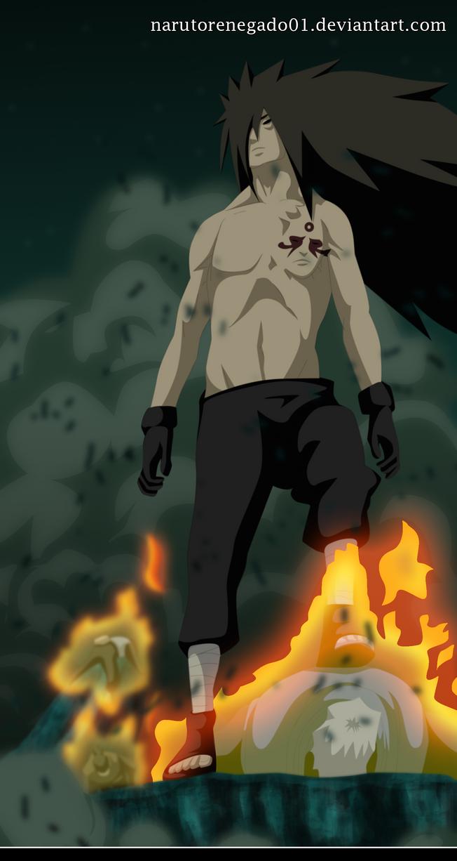 Naruto 657: Madara Esta de Regreso by NarutoRenegado01