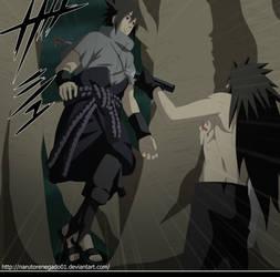 Naruto 661: Sasuke Defeat?