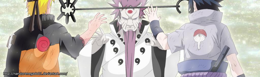 Naruto 671: Towards a world full of light by NarutoRenegado01