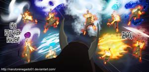 Naruto 688: Senpou Bijuu Rasen Shuriken