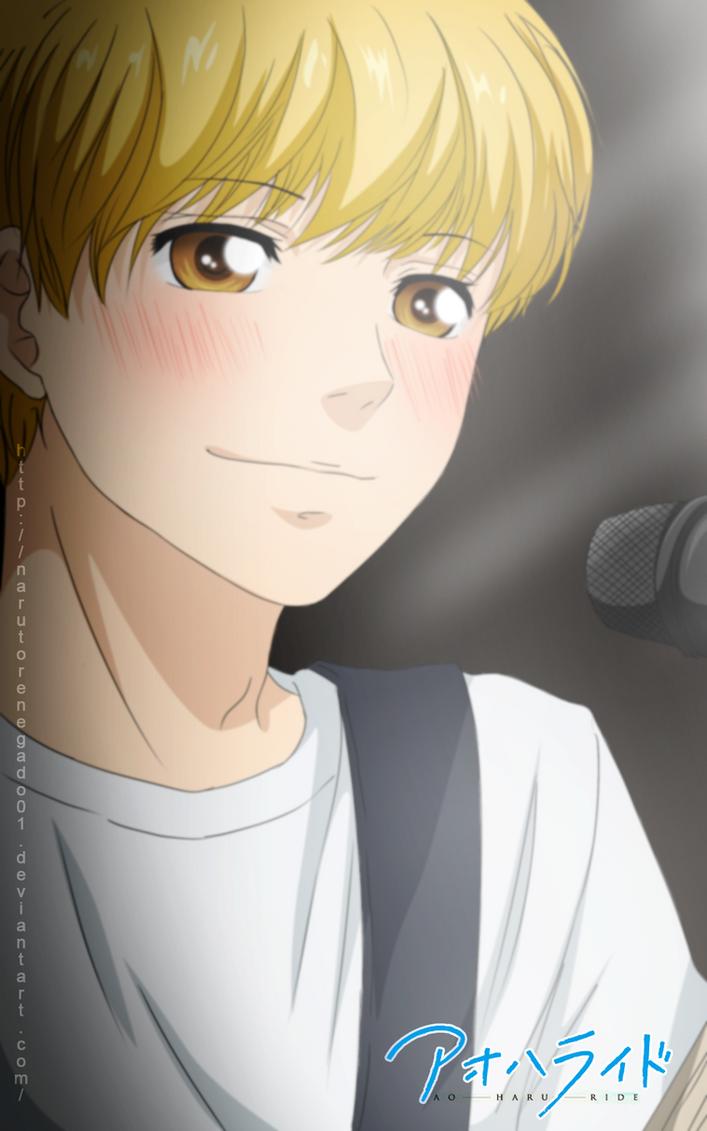 Ao Haru Ride: Kikuchi Touma by NarutoRenegado01 on DeviantArt