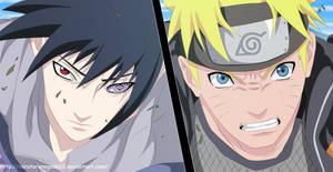 Naruto 694   collision by NarutoRenegado01