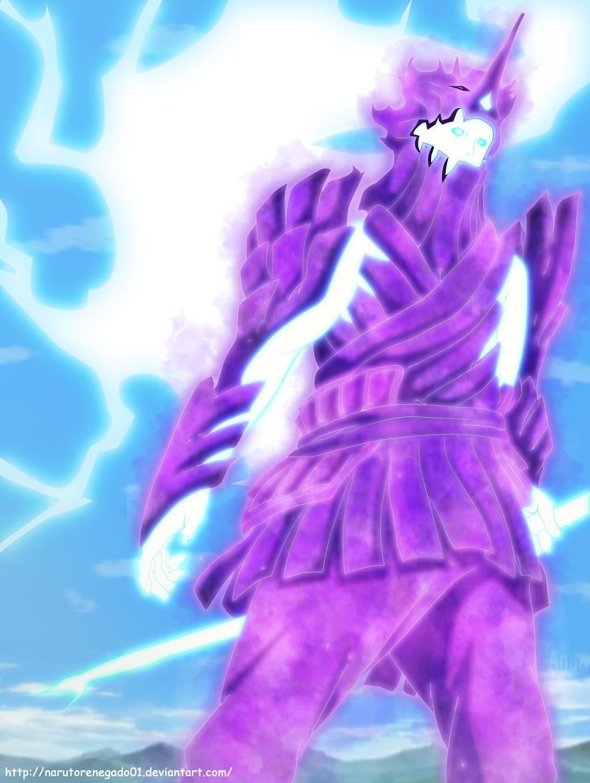 Naruto 696: Ultimate Susanoo by NarutoRenegado01 on DeviantArt