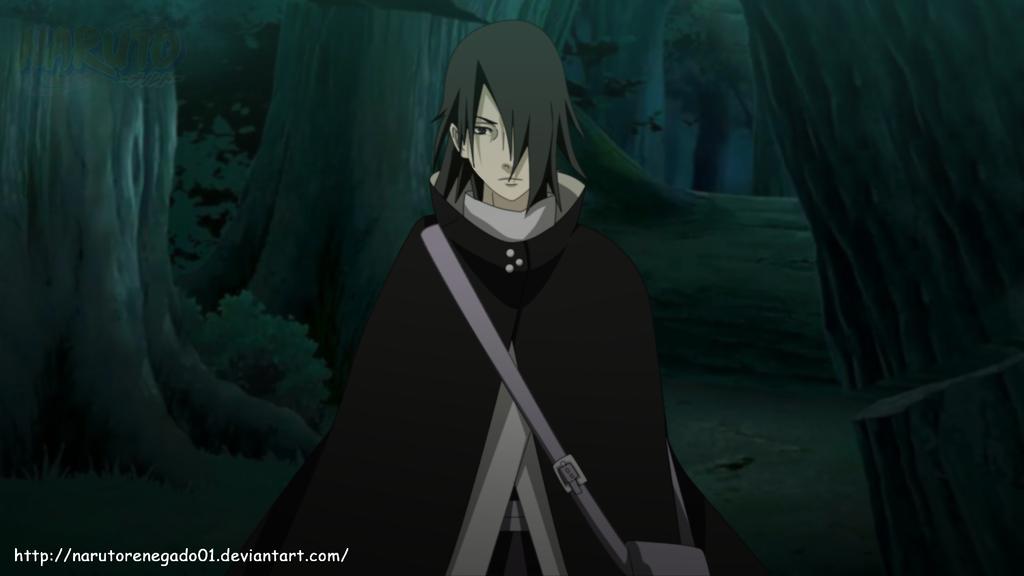 Naruto: Sasuke Uchiha by NarutoRenegado01