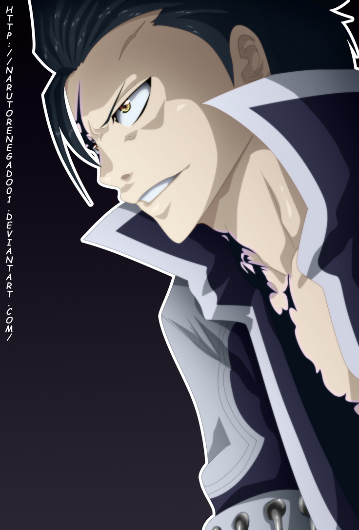 Fairy Tail 426: Avatar Gray by NarutoRenegado01