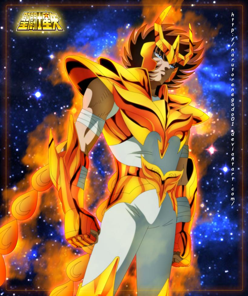 Saint Seiya The Saga of Hades (manga): Phoenix Ikk by NarutoRenegado01