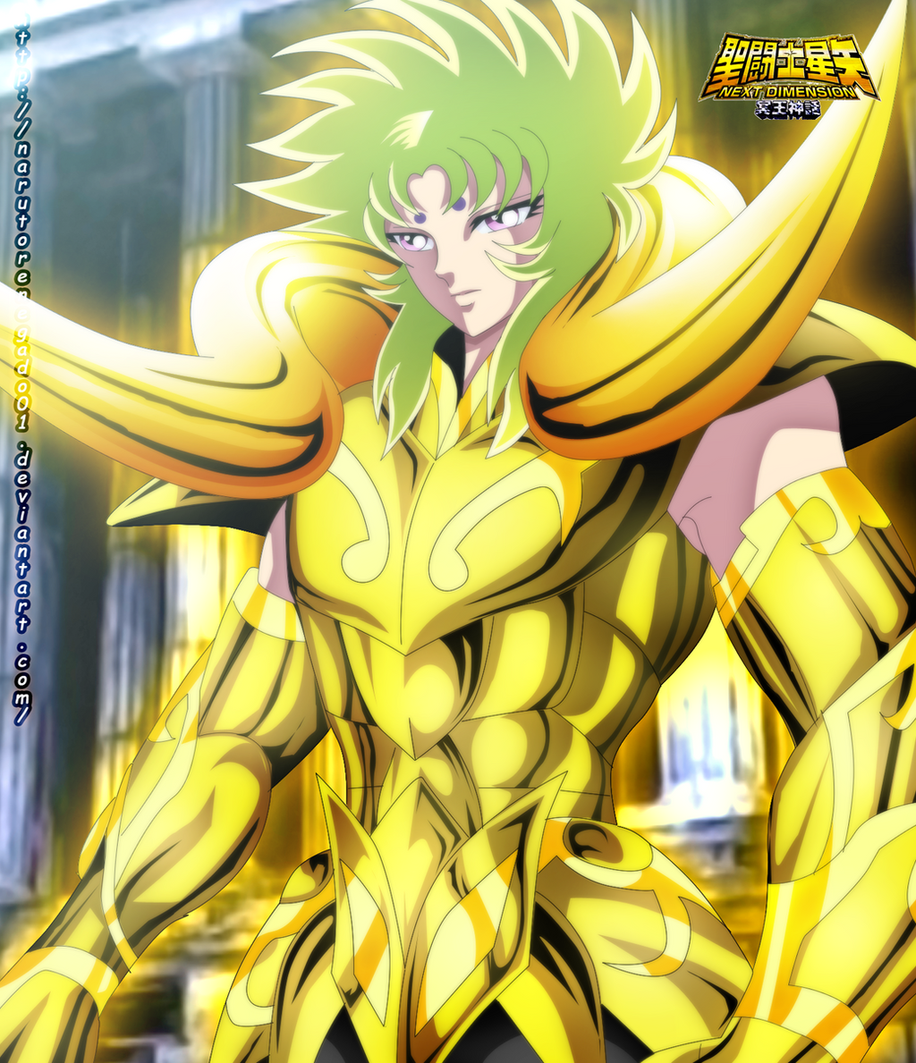 Saint Seiya Next Dimension: Ariesu No Shion By