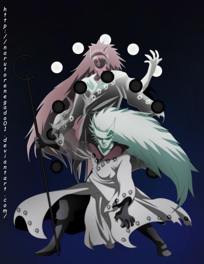 Uchiha Madara:Limbo by NarutoRenegado01