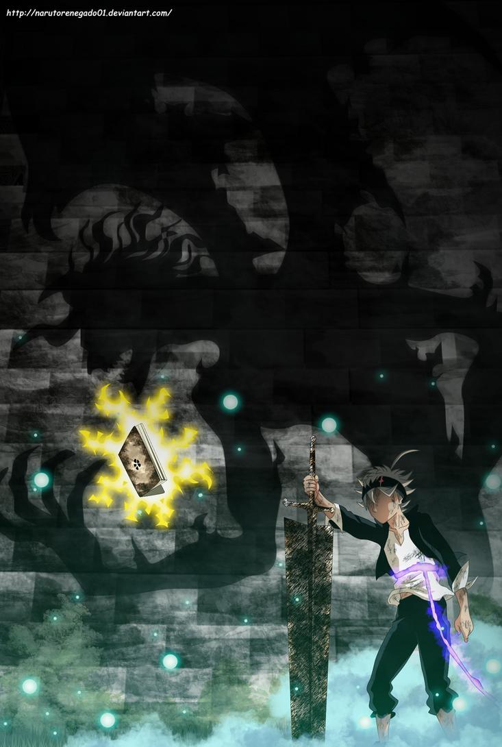 Black Clover 01 Reside of evil by NarutoRenegado01