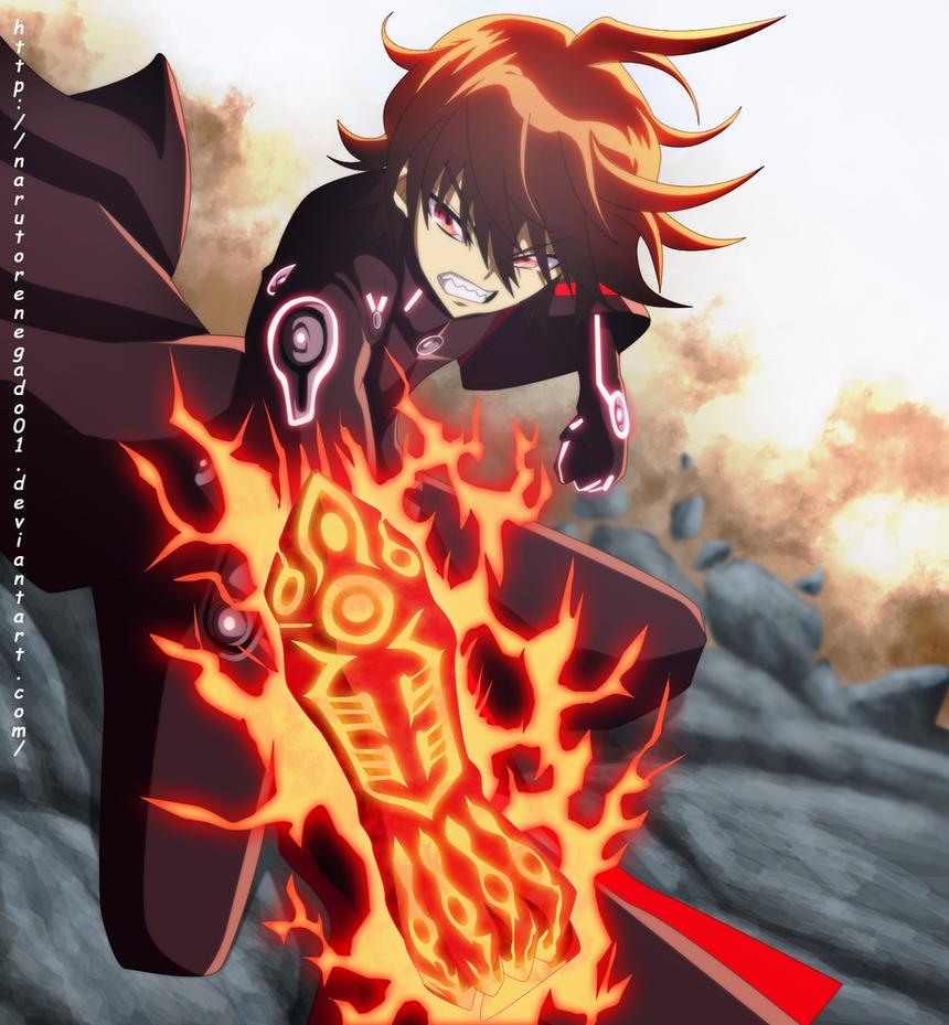 Sousei no Onmyouji 13 Astral Disaster by NarutoRenegado01