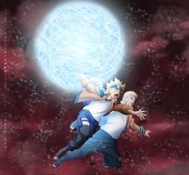 Boruto Naruto the movie by NarutoRenegado01