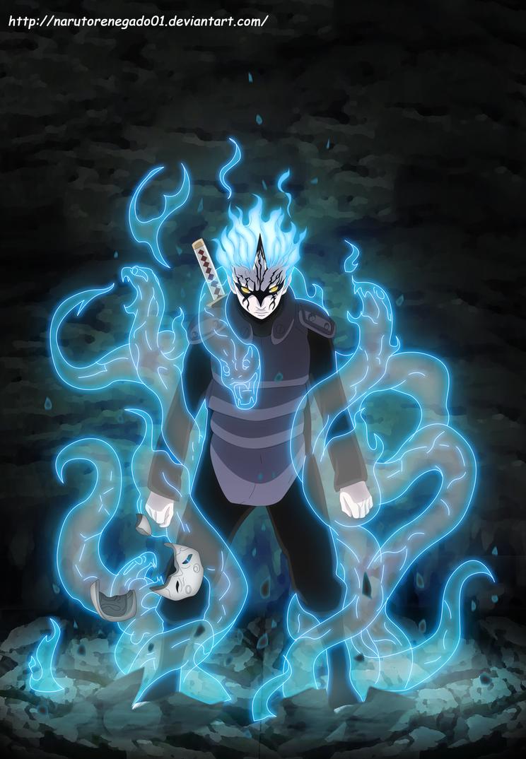 Naruto Side Story Mitsuki Sennin Mode by NarutoRenegado01