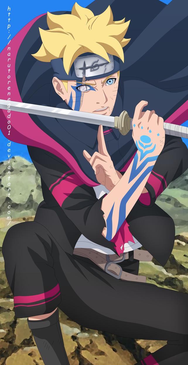 Boruto Next Generation 01 I'm a Ninja by NarutoRenegado01