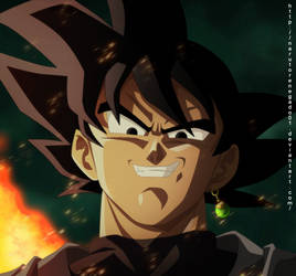 Dragon Ball Super 14 Black Goku