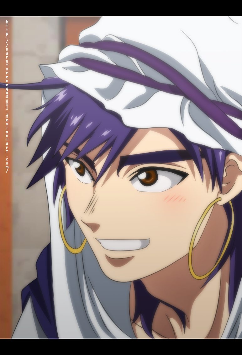 Magi the labyrinth of magic Sinbad