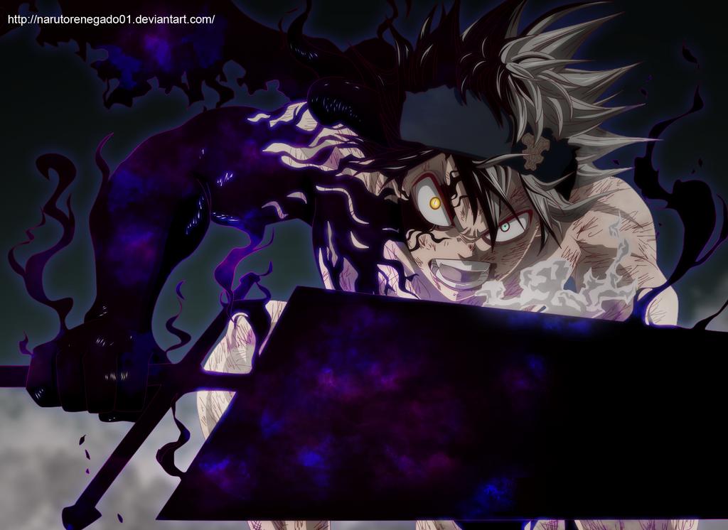 Black Clover 97: My Magic by NarutoRenegado01