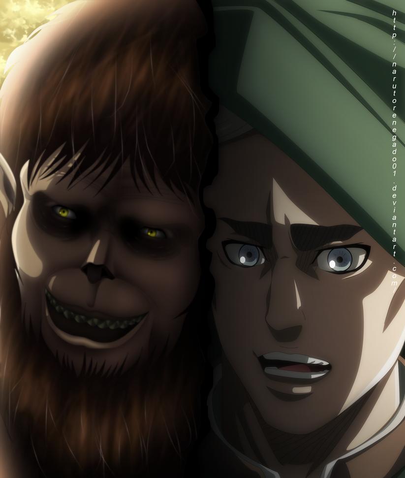 Shingeki No Kyojin 74: The humanity vs Titans by NarutoRenegado01