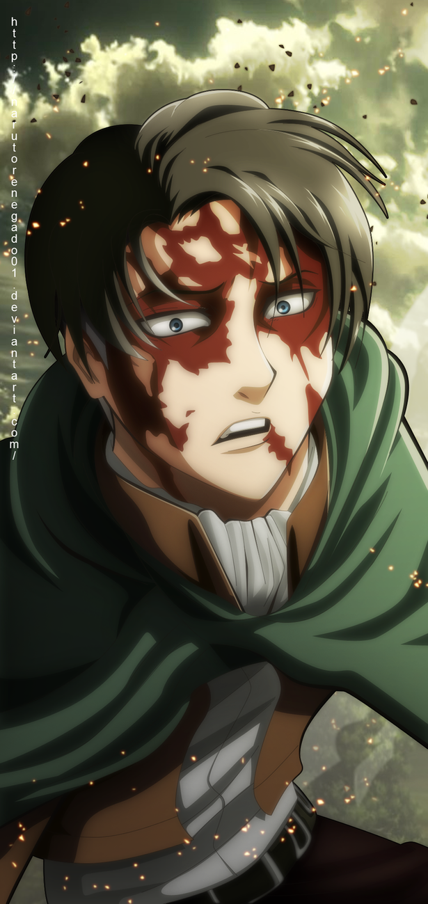 Shingeki No Kyojin 81: I lose by NarutoRenegado01
