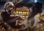 Shingeki no Kyojin 101: Transformation Failed