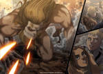 Shingeki no Kyojin 91: The other side of the sea