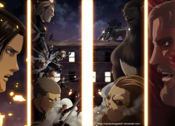 Shingeki no Kyojin 102: Don't Die by NarutoRenegado01