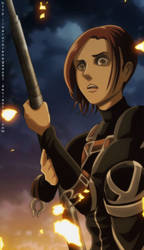 Shingeki no Kyojin 102: Following the mission by NarutoRenegado01