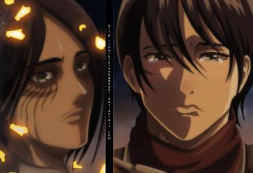 Shingeki no Kyojin 102: Who are you? by NarutoRenegado01