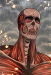 Shingeki no Kyojin 104: The colossal titan