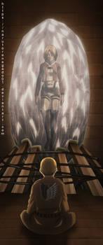 Shingeki no Kyojin 106: Answer me...