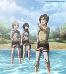 Shingeki no Kyojin 90: Finally Be Free?