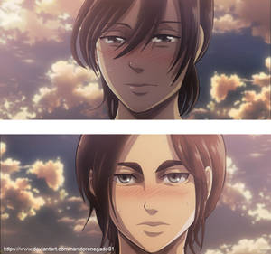 Shingeki no Kyojin 108: I'll protect all