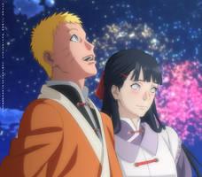 Naruto and Hinata by NarutoRenegado01