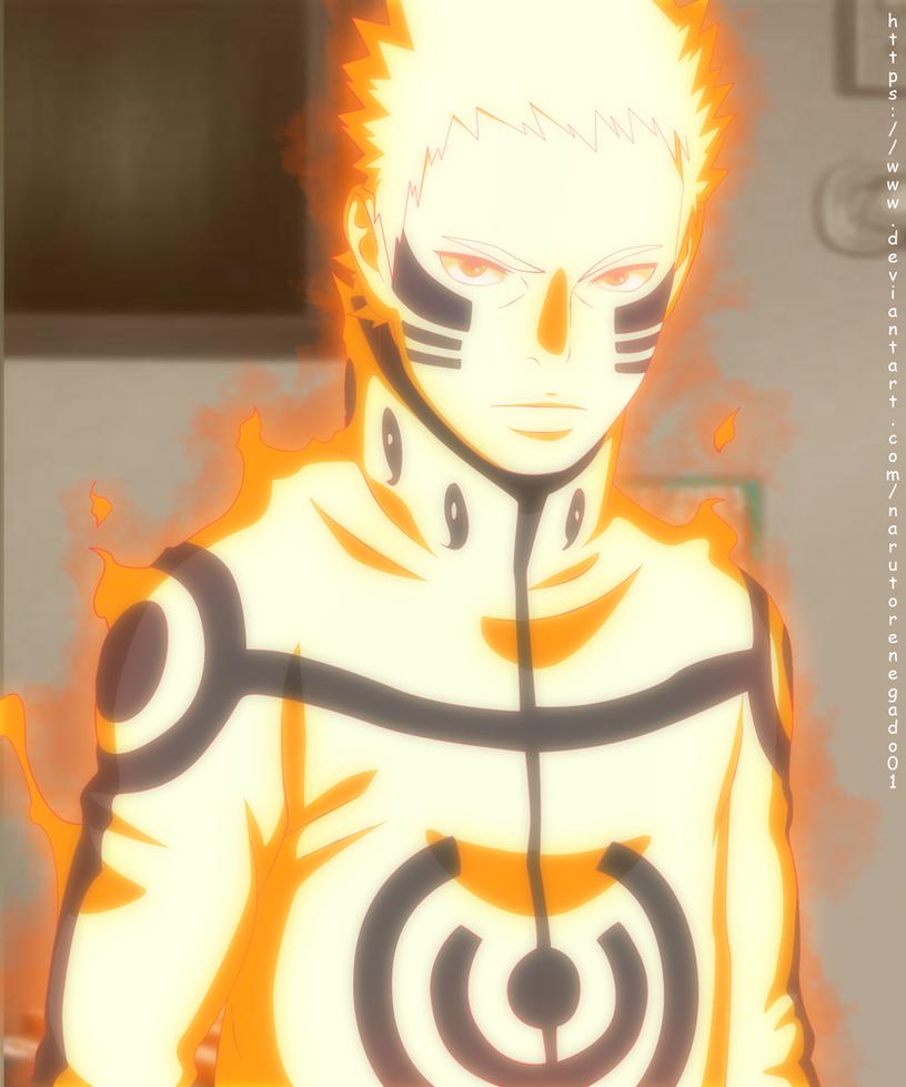 Boruto Next Generation 26: I'm the 7th Hokage by NarutoRenegado01
