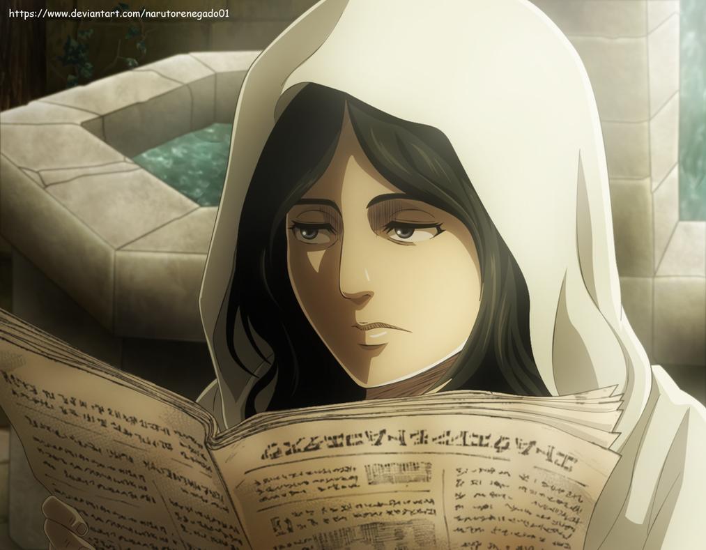 Shingeki no Kyojin 110: Infiltrate by NarutoRenegado01