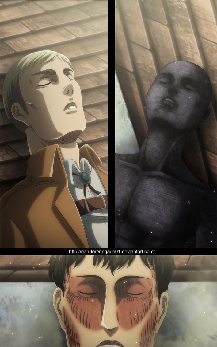 Shingeki no Kyojin 83: Decision to save humanity by NarutoRenegado01