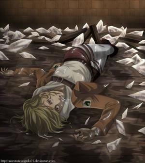 Shingeki no Kyojin 124: Breaking the prison